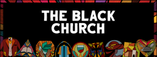 black church page banner