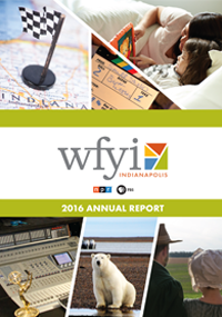2016 WFYI Annual Report
