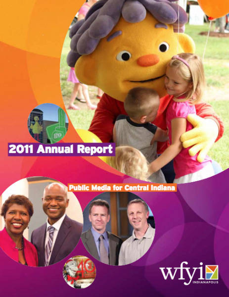 2011 WFYI Annual Report