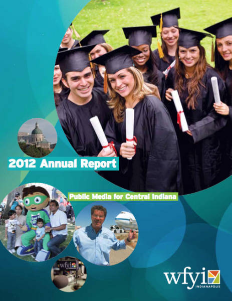 2012 WFYI Annual Report