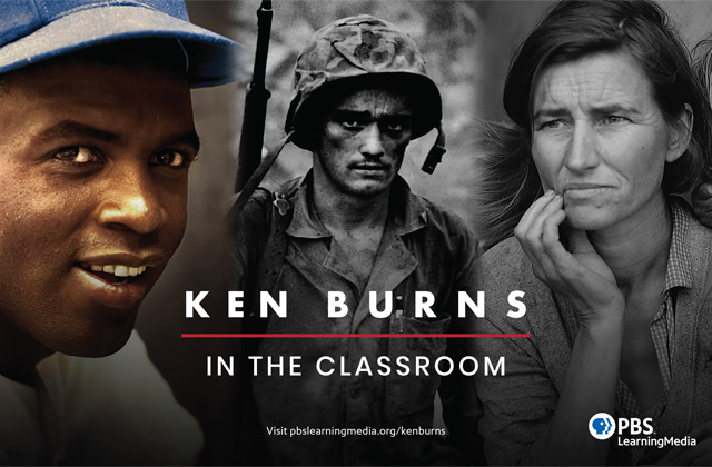 Ken Burns in the Classroom