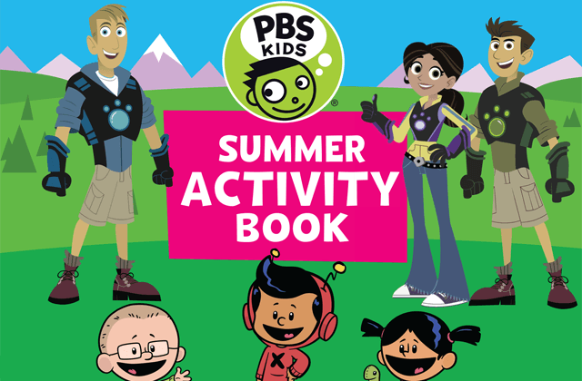 PBS KIDS | Summer of Learning Activities