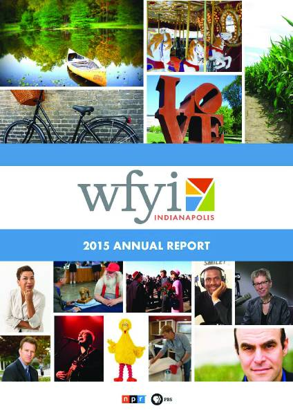 2015 WFYI Annual Report