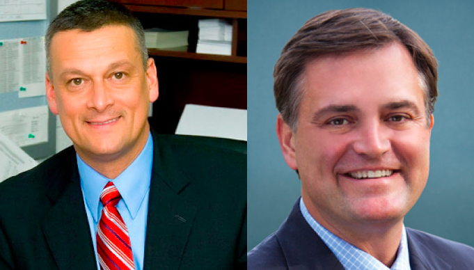Tony Bennett and Luke Messer