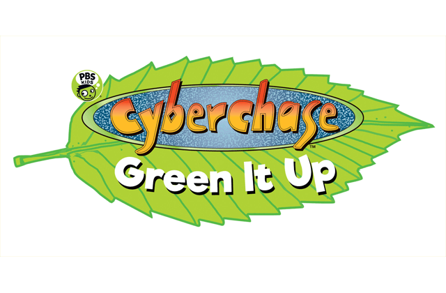Cyberchase - Green It Up