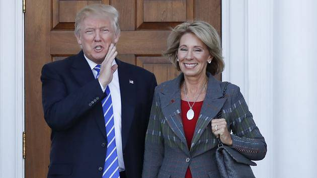 DeVos: Great Pick for Education Secretary