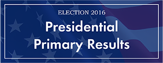 Election 2016 Presidential Primary Results