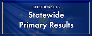 Election 2016 Statewide Primary Results