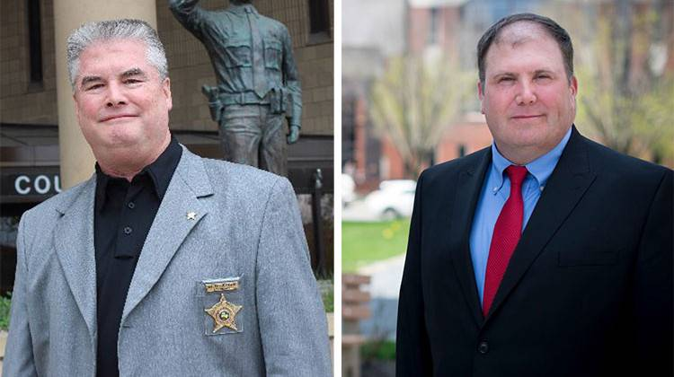 meet the candidates for marion county sheriff brian durham and