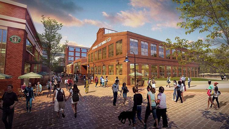 Firm Plans To Breathe New Life Into Fort Wayne's GE Campus