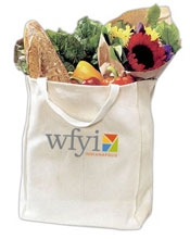 WFYI Grocery Tote