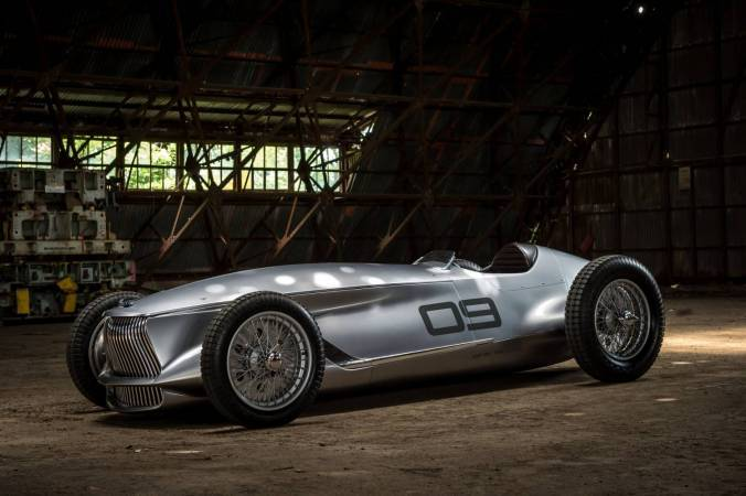Modern Exotica Unveiled At Pebble Beach