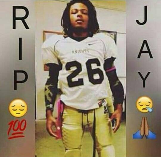 A remembrance posted on social media for Jaylan Murray | Twitter