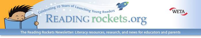 Reading Rockets header