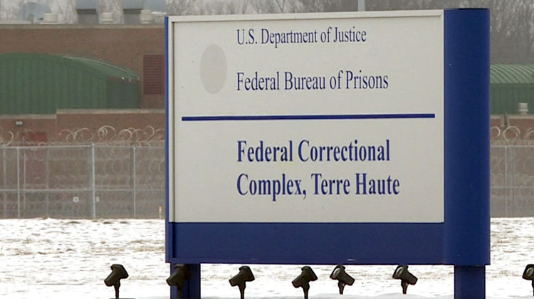 Justice Department Plows Ahead With Execution Plan Next Week