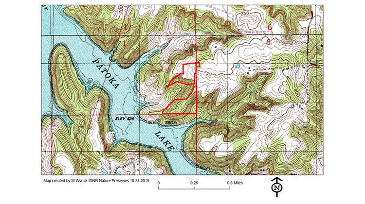 Image result for Patoka Hills Nature Preserve