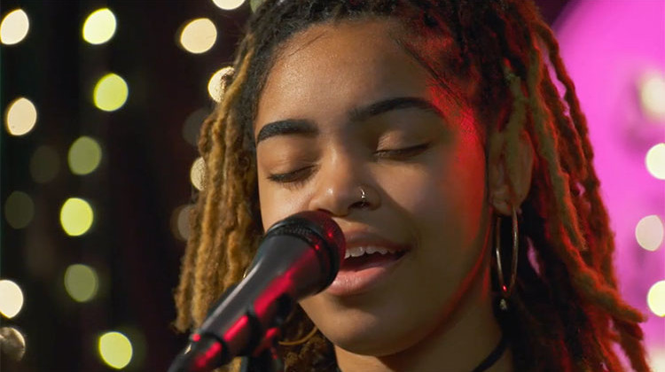 Tiny Desk Hopeful, Becomes A Small Studio Artist