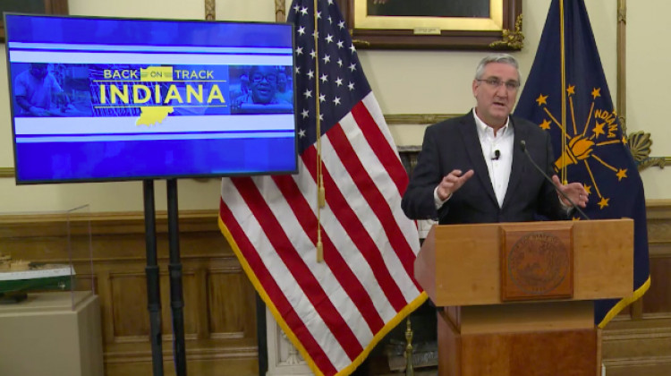 Indiana Easing Many Coronavirus Business Restrictions