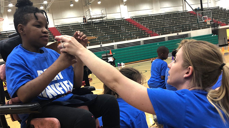 IPS Hosts First Elementary, Middle School Special Olympics