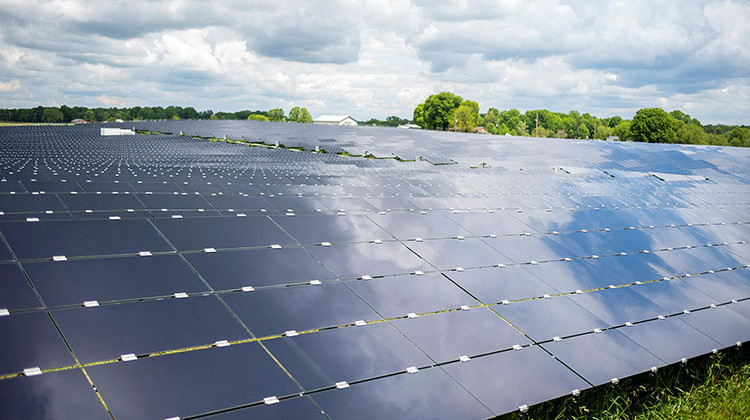 Duke Energy To Locate Its First Indiana Collegiate Solar Farm At Purdue