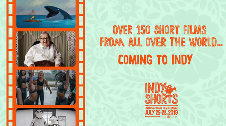 One Of Midwest's Largest Short Film Festivals In Indy This Weekend