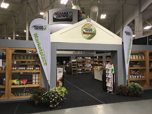 Indiana Grown Products Showcased At State Fair
