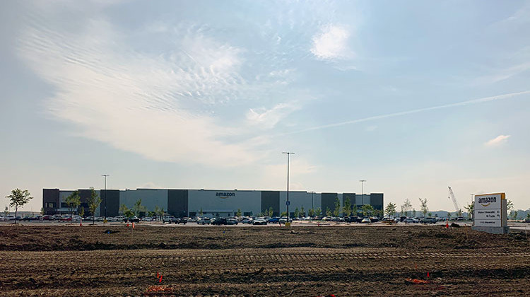 Amazon Opens New Facility In Greenwood