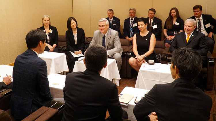 Holcomb Concludes Trip To Japan, South Korea