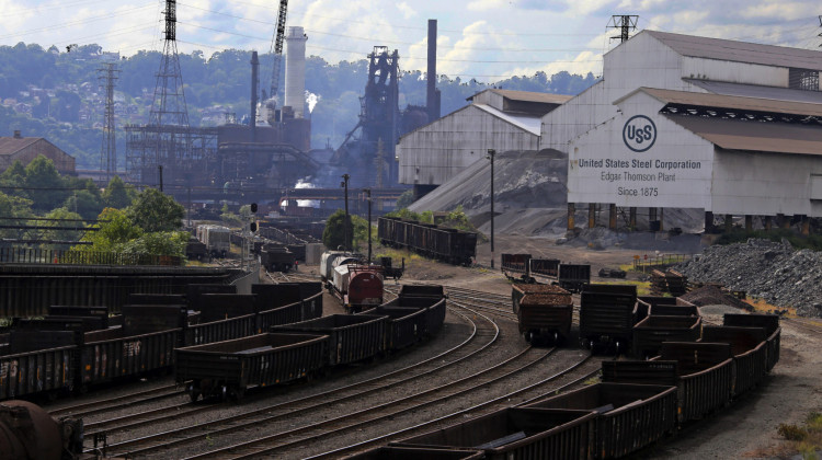 Steel Industry Standoff Could Lead To One Of The Largest Strikes In Years