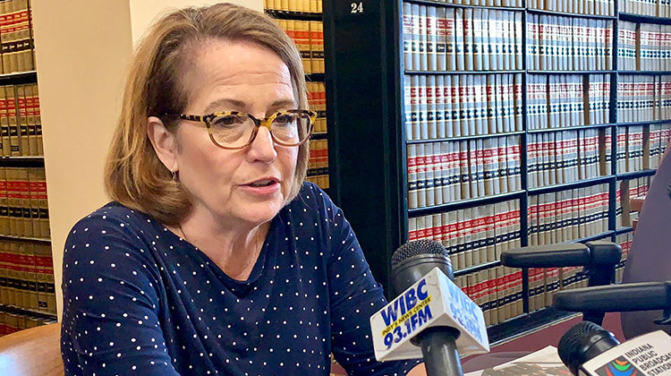 Chief Justice Loretta Rush Worried About Poor Bar Exam Passage Rate