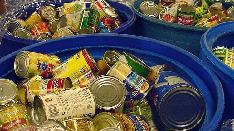 Volunteers Needed Now and Post Holiday at Food Bank