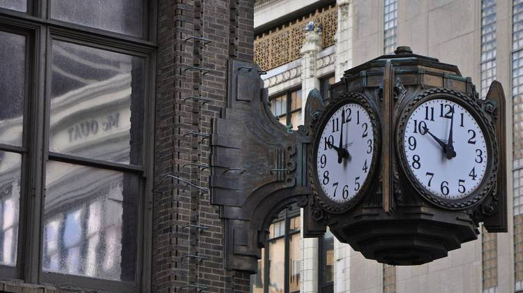 Campaign To Restore Beloved Downtown Clock Exceeds Goal