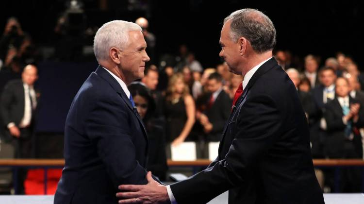Poll Shows Pence Won VP Debate