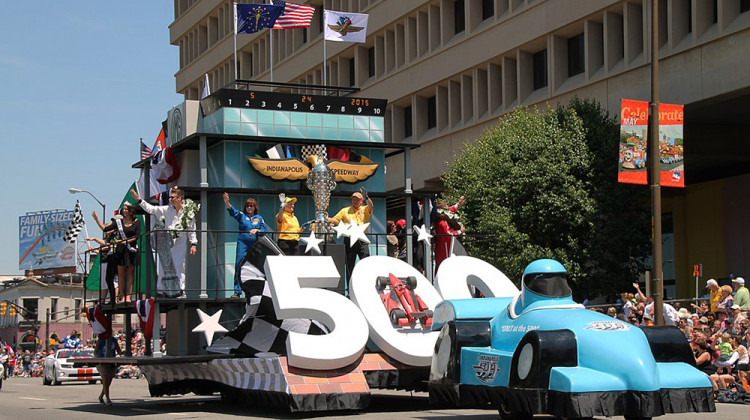 500 Festival Parade Won't Happen In Its Traditional Form This May
