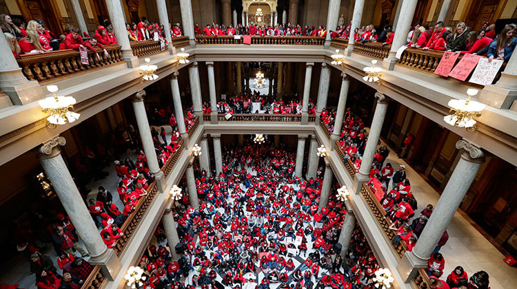 Complications In School Funding Claims Amid Indiana Protest