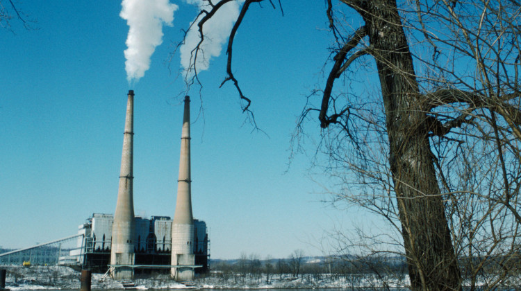 Duke Energy To Retire Gallagher Coal Plant Early