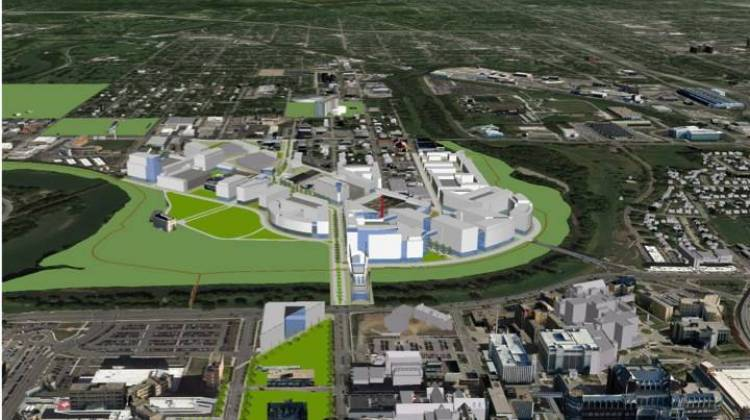 City-County Council Greenlights $75M Bond for Tech Park