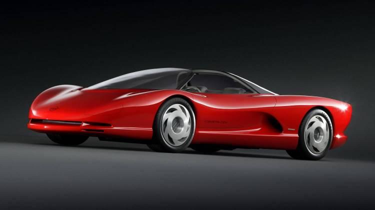 Corvette Goes Mid-Engine