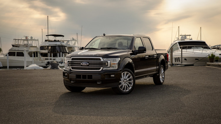 2019 Ford F 150 Limited Raptor Heart Navigator Hug