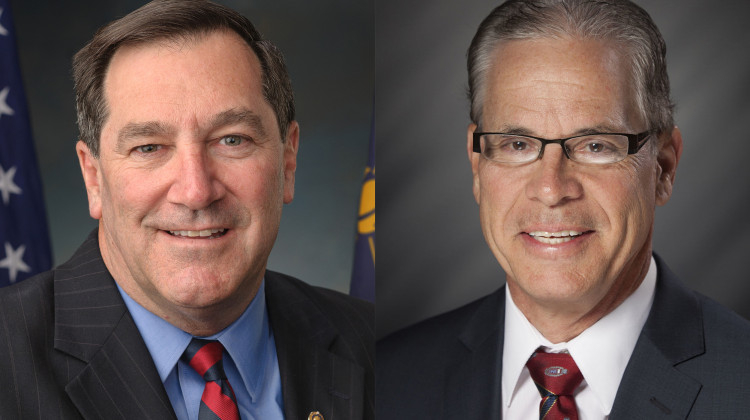 Donnelly, Braun Avoid Specifics On Social Security, Medicare