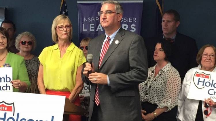 Holcomb Unveils Education Plan, Proposes More Funding For Special Ed, Language Learners