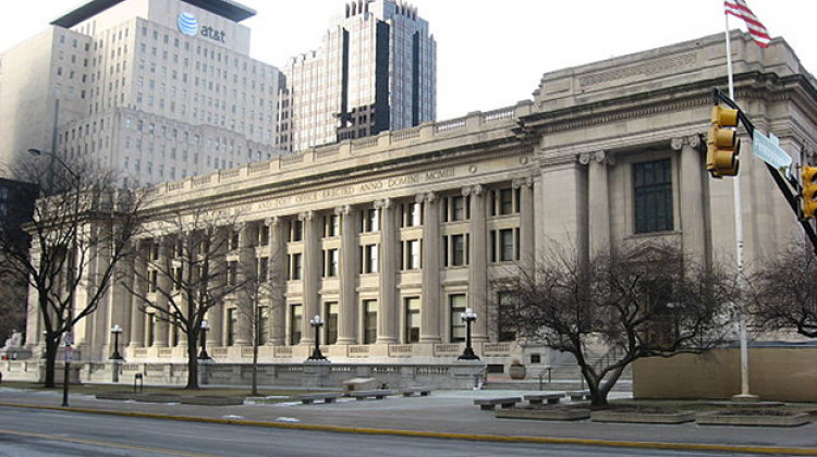 Federal Jury Trials Suspended In Indiana's Southern District