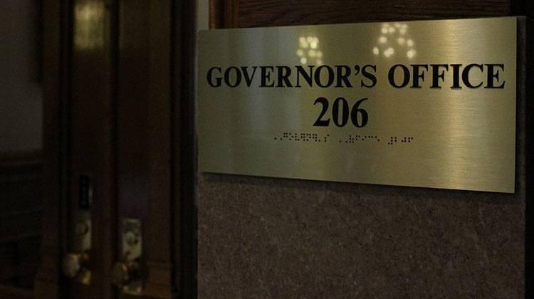 First Indiana gubernatorial debate