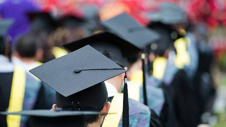Experts: Expected Drop In HS Graduation Rate Not That Significant