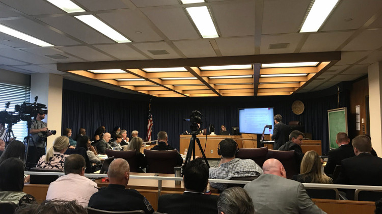 Indy Council President Proposes Police Merit Board Changes, Downplays The Details