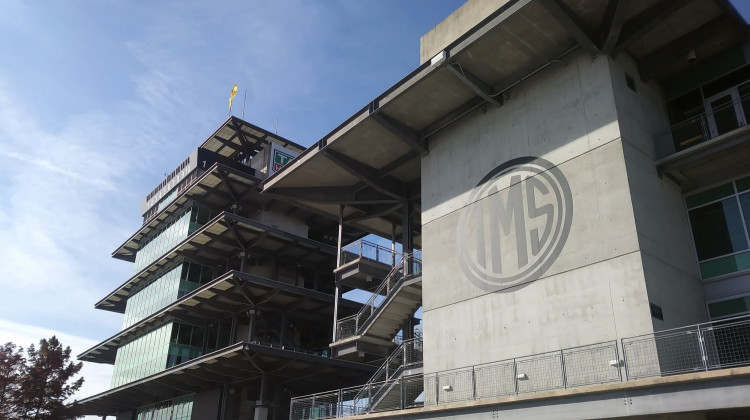 The Indy 500 is rescheduled in response the COVID-19 pandemic.  - Lauren Chapman/IPB News