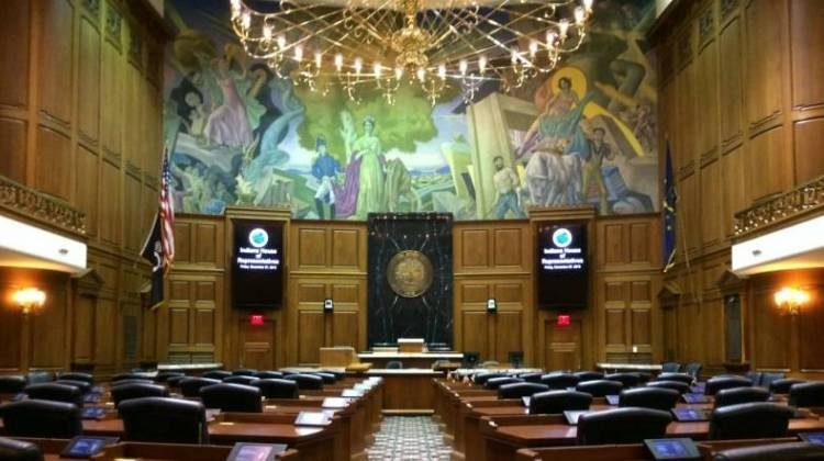 Indiana Lawmakers Call  For Stricter Lobbying Disclosure Rules - Peter Balonon-Rosen/IPBS