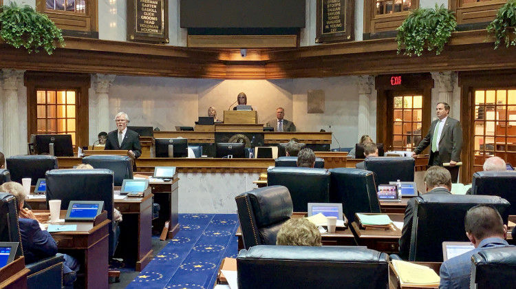 Bill To Create Indiana Youth Service Program Advances To Senate