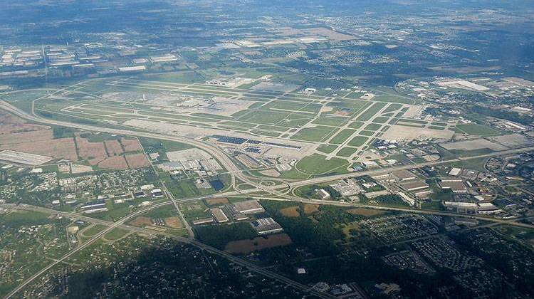 Indiana Gets $17M In Latest Round Of US Airport Grants
