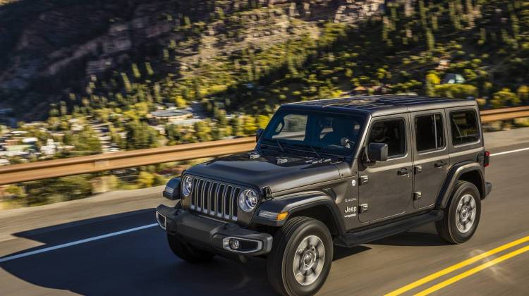 2018 Jeep Wrangler Sahara Adds Color Within Its Lines